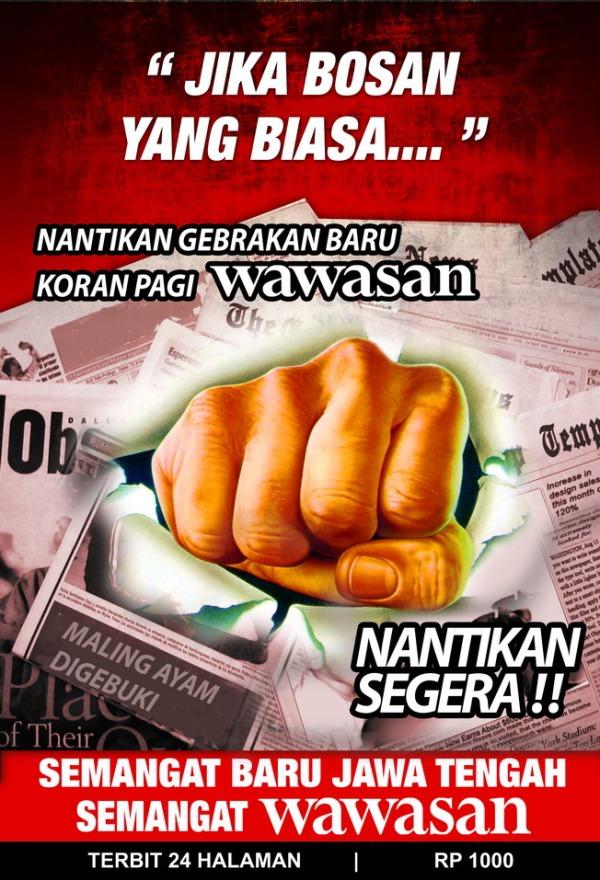 Koran Pagi Wawasan